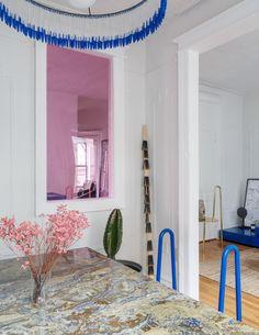 Chez Harry Nuriev | MilK decoration