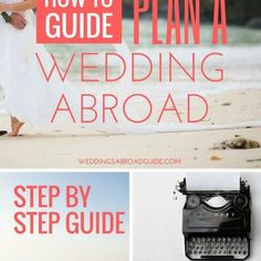 Inviting Guests to your Destination Wedding | Destination weddings ...