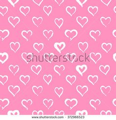 White hearts on pink background/White hearts/Valentine hearts/Vector hearts/Heart illustration/Seamless pattern/Hand drawn hearts http://www.shutterstock.com/pic-372966523/stock-vector-white-hearts-on-pink-background-white-hearts-valentine-hearts-vector-hearts-heart-illustration.html?src=66-u6FxydGoXgovBw8Yabw-1-6
