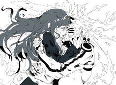 Awwwww :3 Naruto x Hinata