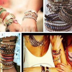 Wrap Bracelet Tutorial (she: Andi) - Or so she says...