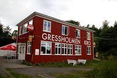 Bilderesultat for gressholmen kro