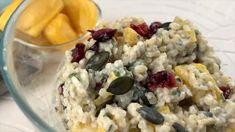 Nézd meg a többi recept videóinkat is Bulgur Salad, Potato Salad, Oatmeal, Potatoes, Breakfast, Ethnic Recipes, Food, The Oatmeal, Morning Coffee