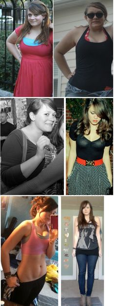 She also got some great insights into weight loss and weight maintenance, and expectations.  http://margaretmack.tumblr.com/post/16652332149/weight-loss-is-a-weird-thing-because-when-your