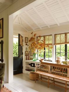 English Cottage Meets California Cool in a Mill Valley Home – Countryside house Home Design, Design Ideas, Spa Design, Design Concepts, News Design, Design Trends, Cottages Anglais, Sweet Home, California Style