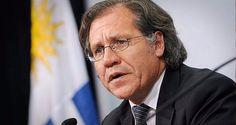 El secretario general de la OEA, Luis Almagro, dijo este viernes en el marco del segundo conversatorio de la Cátedra Mezerhane que es hora de que el pueblo