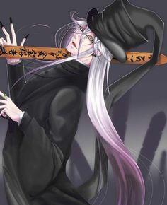 Black butler, Kuroshitsuji, Undertaker