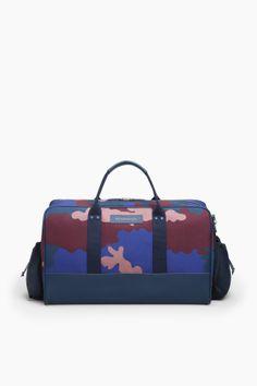 baltic blue, blue splash, dull sport, sports, blue ss14, vie dull, sport bag, bags