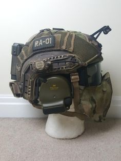 Airsoft hub is a social network that connects people with a passion for airsoft. Talk about the latest airsoft guns, tactical gear or simply share with others on this network Tactical Helmet, Airsoft Helmet, Military Gear, Military Equipment, Taktischer Helm, Tac Gear, Combat Gear, Tactical Equipment, Armor Concept