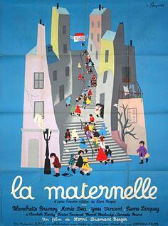 Poster by Raymond Peynet.