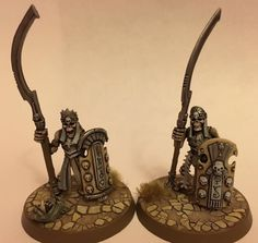 Tomb Kings Casket Guard