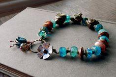 Art Bead Scene Blog: Bumblebee Bracelet Tutorial