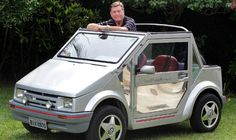 Jornal do Carro: Gurgel MotoMachine é tesouro nacional. Modelo foi produzido apenas em 1991.
