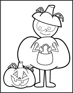 you're going to need a lot of orange to colour in this garfield ... - Garfield Halloween Coloring Pages
