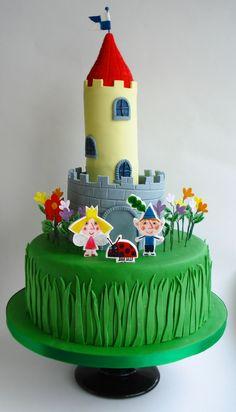 ben y holly fiesta Ben And Holly Party Ideas, Ben And Holly Cake, Ben E Holly, 3rd Birthday Cakes, Fairy Birthday Party, 3rd Birthday Parties, 4th Birthday, Birthday Ideas, Hen Night Ideas