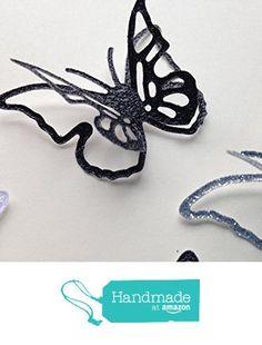 Beautiful 3D Handmade Butterflies from Isobel's Wish 2 https://www.amazon.co.uk/dp/B01M1DS1B1/ref=hnd_sw_r_pi_dp_JMKgyb2HPVD3A #handmadeatamazon