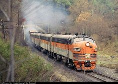 RailPictures.Net Photo: WP 921D Western Pacific EMD F7(A) at Niles, California by Joe Blackwell