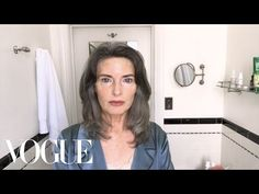 Watch This '80s Supermodel's Spectacular Age-Defying Beauty Routine | Be...