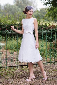 Brautkleid von Das Braut Atelier gefunden bei www.weddingstyle.de