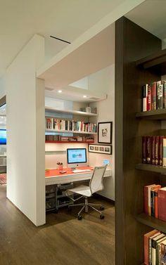 Elegant home office style 17
