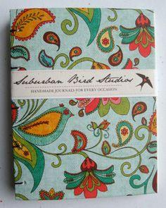handmade journal $7