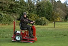 Moor Hall Golf Club in the West Midlands has become one of the first in the UK to put Toro's new GreensPro 1200 greens roller through its paces.