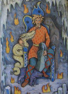 Loki's children by Ingri and Edgar Parin d'Aulaire