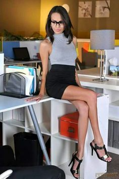 Pornstar Mia office