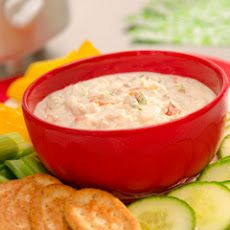 Absolutely delicious  smoked white fish dip
