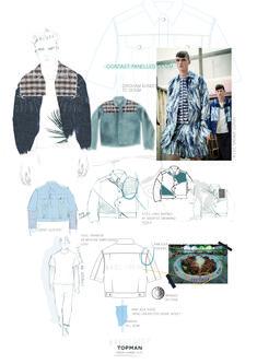 Fashion Sketchbook - fashion design drawing; creative process; fashion portfolio // Amie Edwards