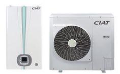 @Ciat lanza CIAT YUNA II una #bombadecalor aire agua para generar aire acondicionado, calefacción y agua caliente