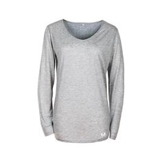 bleed clothing 813f tencel longsleeve ladies grey