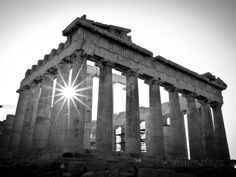 The Parthenon, Acropolis, Athens, Greece Photographic Print by Doug Pearson - at AllPosters.com.au