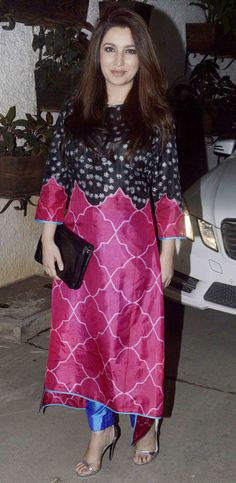 Tisca Chopra at a screening of 'Qissa'. #Bollywood #Fashion #Style #Beauty