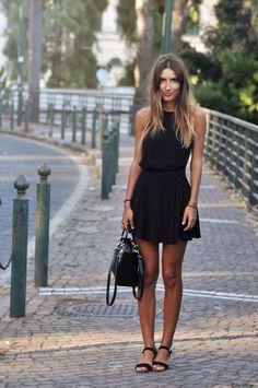 #littleBlackDress #dress #summer #Classy