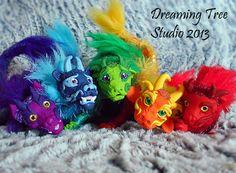 Dragon My Little Ponies! Haha