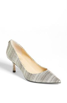 Love these shoes! Ivanka Trump 'Indico' Pump (Exclusive Color) available at #Nordstrom