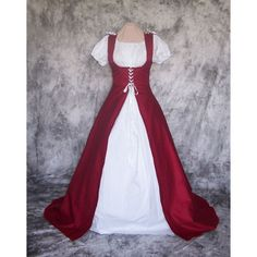 This is the ultimate versatile costume. Wedding dress.