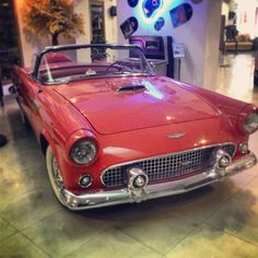 #thunderbird #malta #classiccar #museum #Padgram