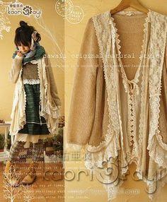 Mori Girl Fashion for sale! WTB: Sechuna clothes