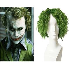 B-G Mens Short Wavy Curly Cosplay Wigs Costume Party Wigs 112 -- Awesome products selected by Anna Churchill