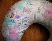 Boppy Cover, Shops, Baby Blankets, Custom Homes, Nursery Decor, Designer, Nursing, Print Design, Anna