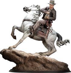 Indiana Jones 'Pursuit of the Ark' Polystone Statue