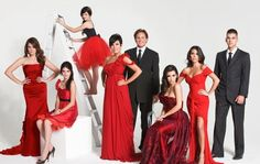The Kardashians - Regardless what's been happening in their lives, they're still VERY interesting to watch!