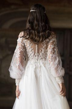 Aline Wedding Dress Lace, Civil Wedding Dresses, Boho Wedding Dress Bohemian, Pakistani Wedding Dresses, Princess Wedding Dresses, Colored Wedding Dresses, Dream Wedding Dresses, Hippie Boho, Marie