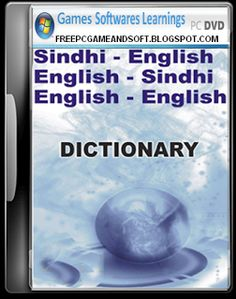 Sindhi to English Dictionary Free Download | Download PC Games And Softwares For Free