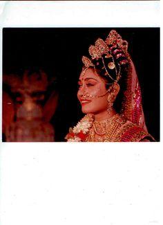 """Draupadi, """"Shri Krishna"""""""