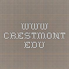 Theis statements www.crestmont.edu