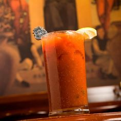 This recipe comes directly from the King Cole Bar at the St. Regis hotel, the birthplace of the Bloody Mary. Be sure to check out the Hush and Wonder from the Violet Hour, another cocktail from a romantic bar.