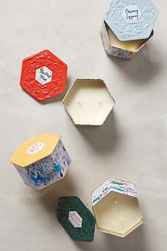 Tin Type Candle - anthropologie.com